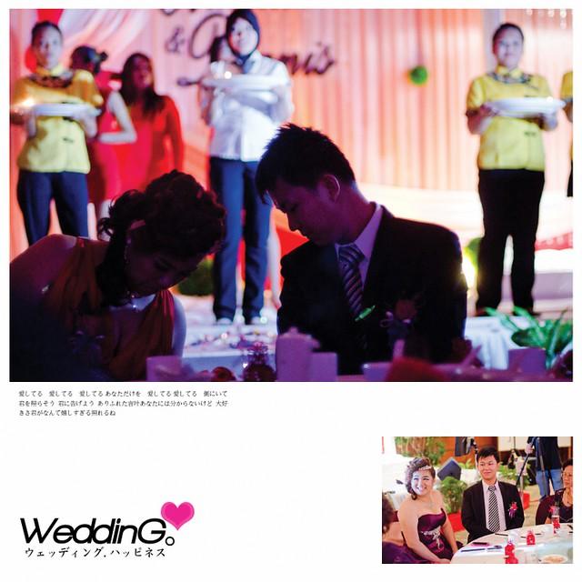 Amanda & Dennis Wedding Reception27