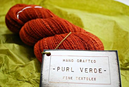 Purl Verde Textiles