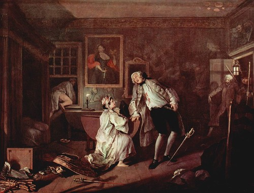 013-El casamiento a la moda 1745- William Hogarth-Wikipedia