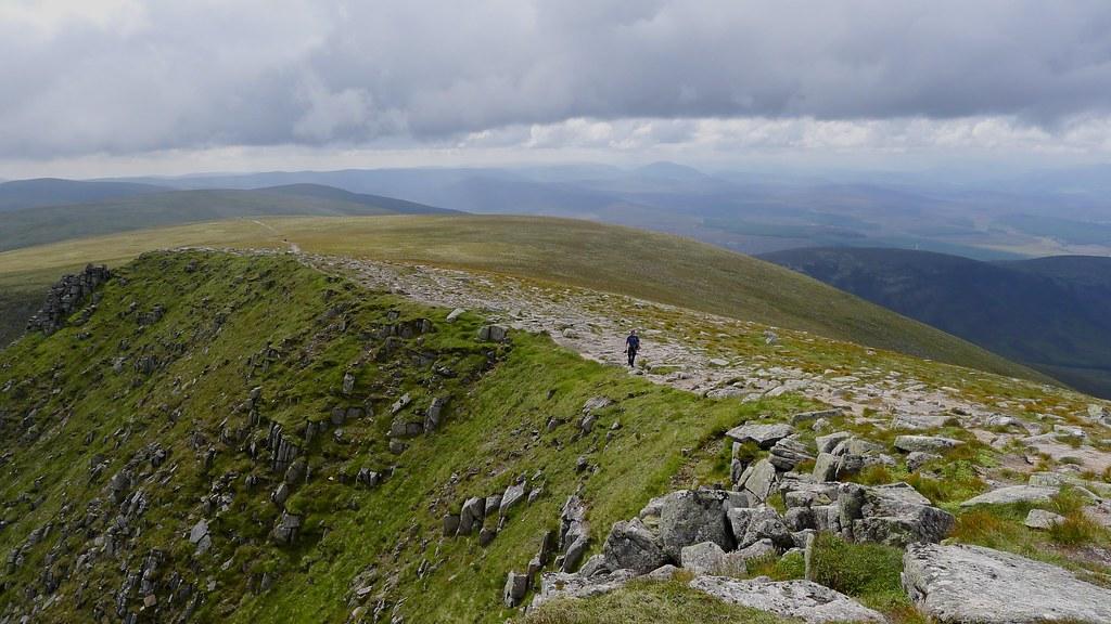 Sgor Gaoith summit