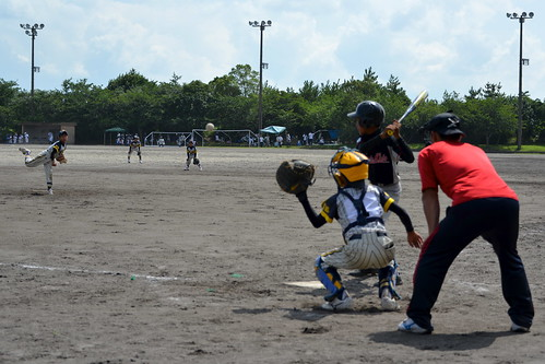 2012夏日大作戰 - 桜島 - 野球試合 (2)