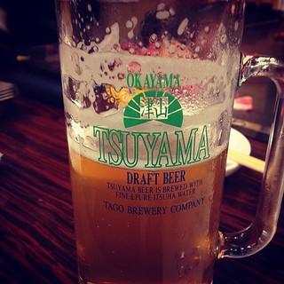 Tsuyama beer