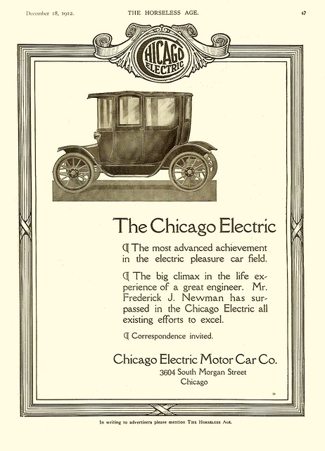 1913 Chicago Electric