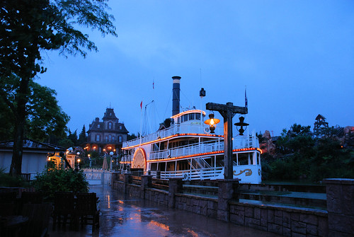 Rainy Mansion (DLP)