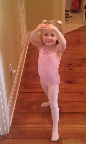 our little ballerina! by sweet mondays