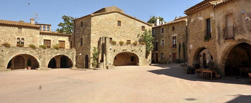 dorpsplein Monells