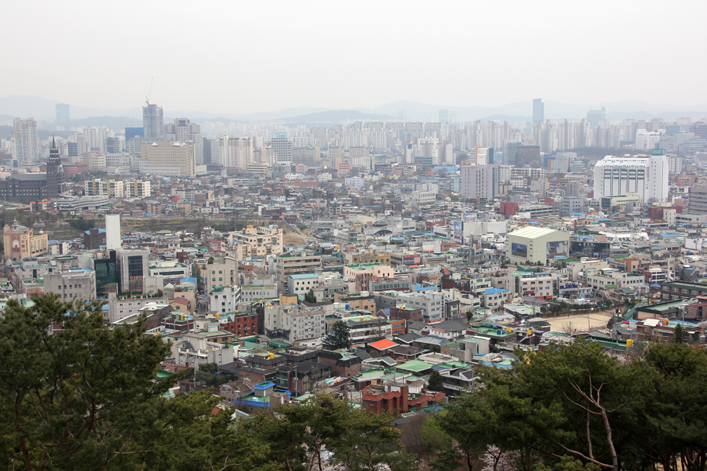 View of Suwon