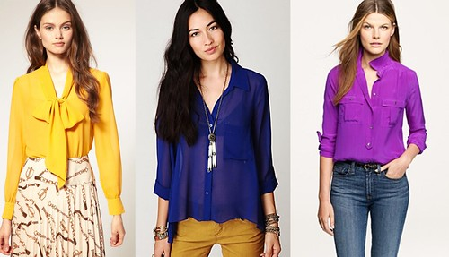 Moda y Tendencias en Blusas de Colores