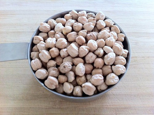 1 Cup of Dried Chick Peas