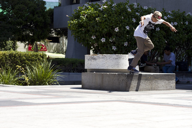 Lui Elliot / bs nose blunt slide