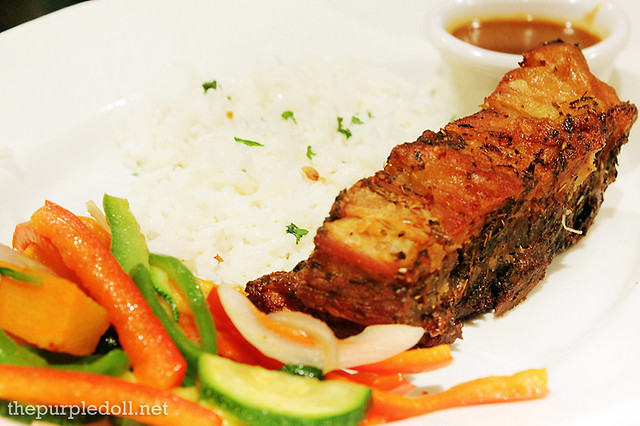 Crispy Pork Ribs P425