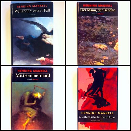 Henning Mankell Bücher