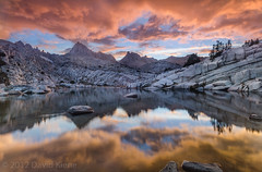 Granite Park, John Muir Wilderness, California