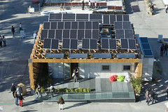 <p>Para Eco-house / Solar Decathlon Europe 2012 / I+D+Art</p>