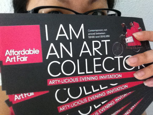 Affordable Art Fair, Singapore 2012