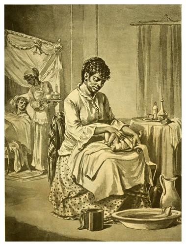 018- La partera-Tipos y costumbres de la isla de Cuba…1881-Victor P. Landaluze