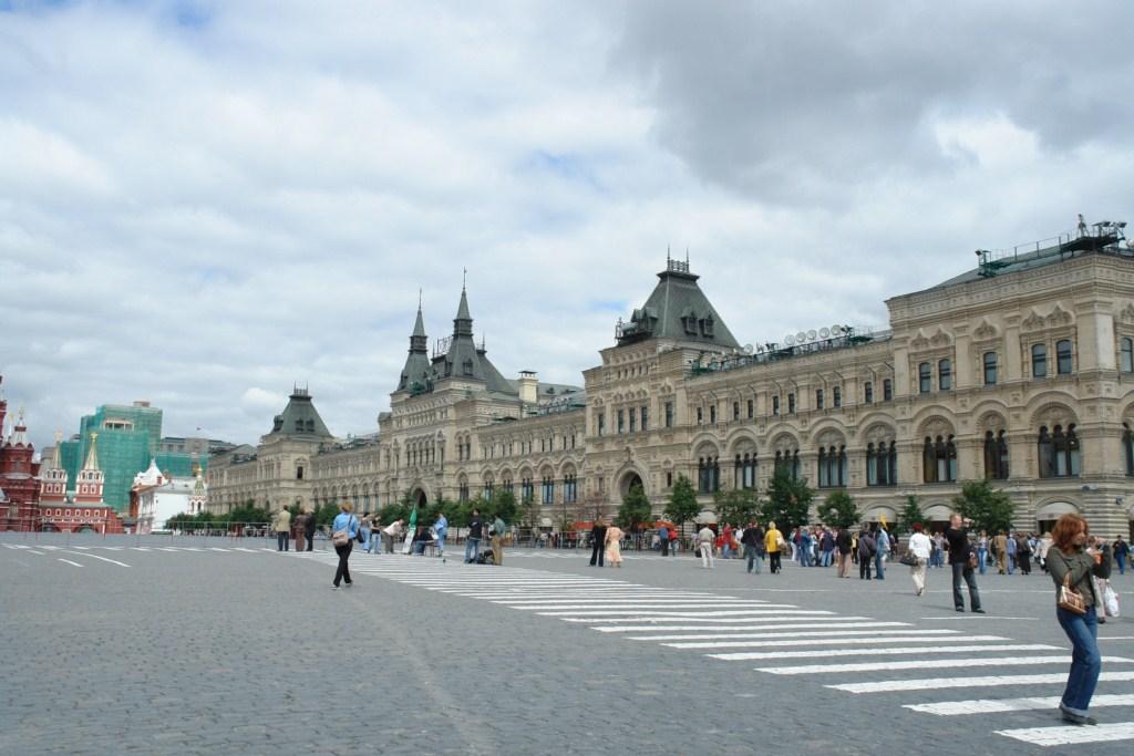 El elegante GUM de día Plaza Roja de Moscú, el lugar más importante del país más grande. - 8160930618 0c95d3898c o - Plaza Roja de Moscú, el lugar más importante del país más grande.