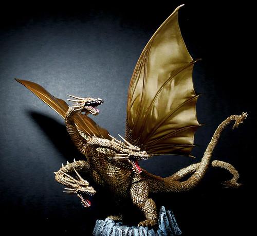 King Ghidorah (S.H.Monster Arts)
