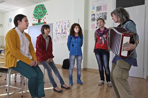 Lezioni di musica Tserovani Georgia