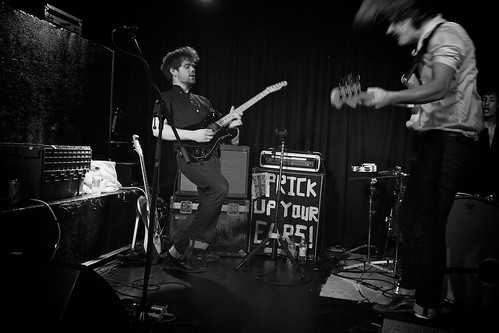 276/366 - The Crookes at Lexington