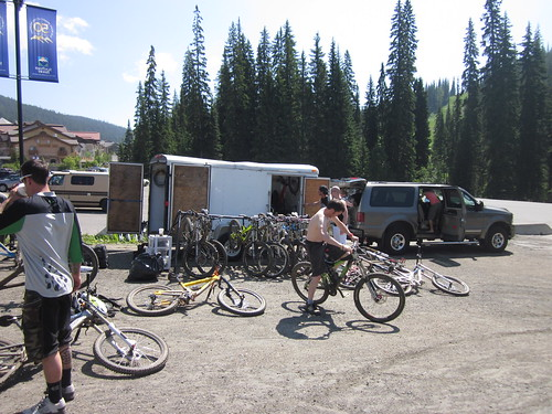 T2R July 2012. BC Bike Park Tour. Sun Peaks