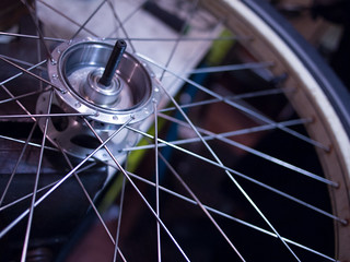 sturmey archer drum brake front hub - the-world-cycles-20121107-8.jpg | by roland