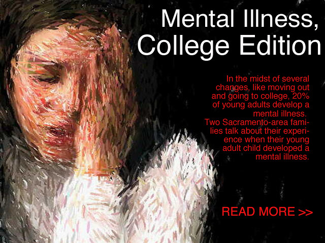 Mental Illness in Young Adults
