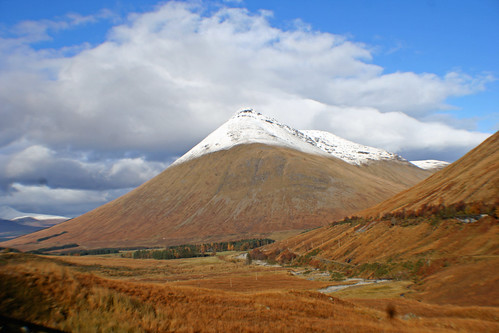 Beinn Dorain, Scottish Highlands