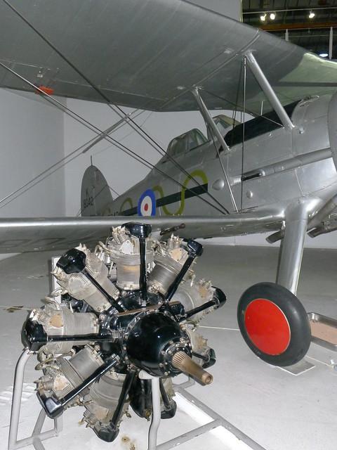 Motor: Gloster Gladiator II