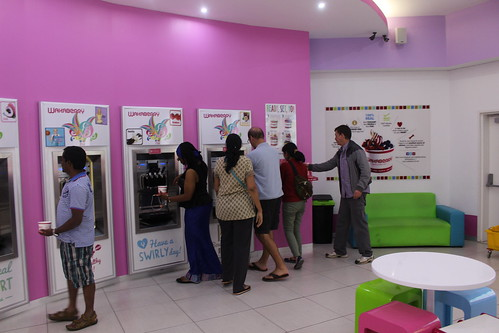 Group outing to Wakaberry