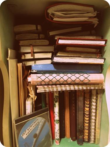 diaries & paper journals