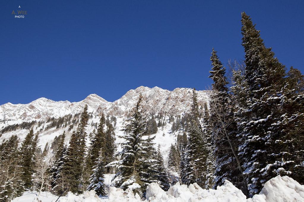 Snowbird in Utah