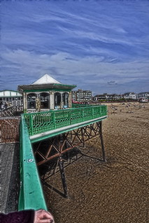 St Annes on Sea Pier