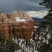 Small photo of Bryce Canyon on a cold morning
