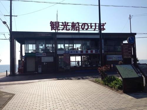 竹生島行きフェリー乗り場