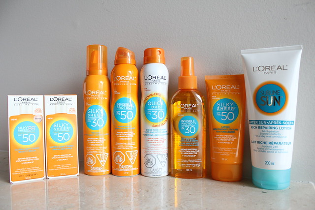 L'Oreal Paris Sublime Sun sunscreen review