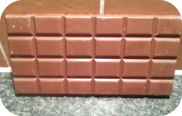 Creighton's Toasted! Chocolate Bar
