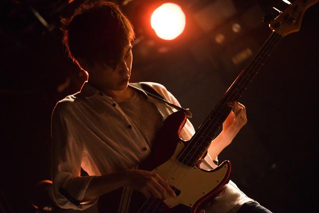 Nakano Band live at Outbreak, Tokyo, 04 May 2016 -00030