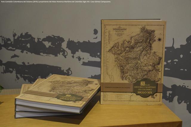 Lanzamiento Exposición Atlas Marítimo