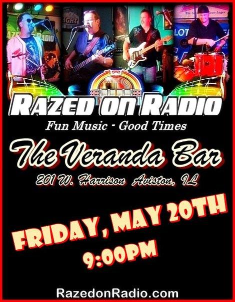 Razed On Radio 5-20-16