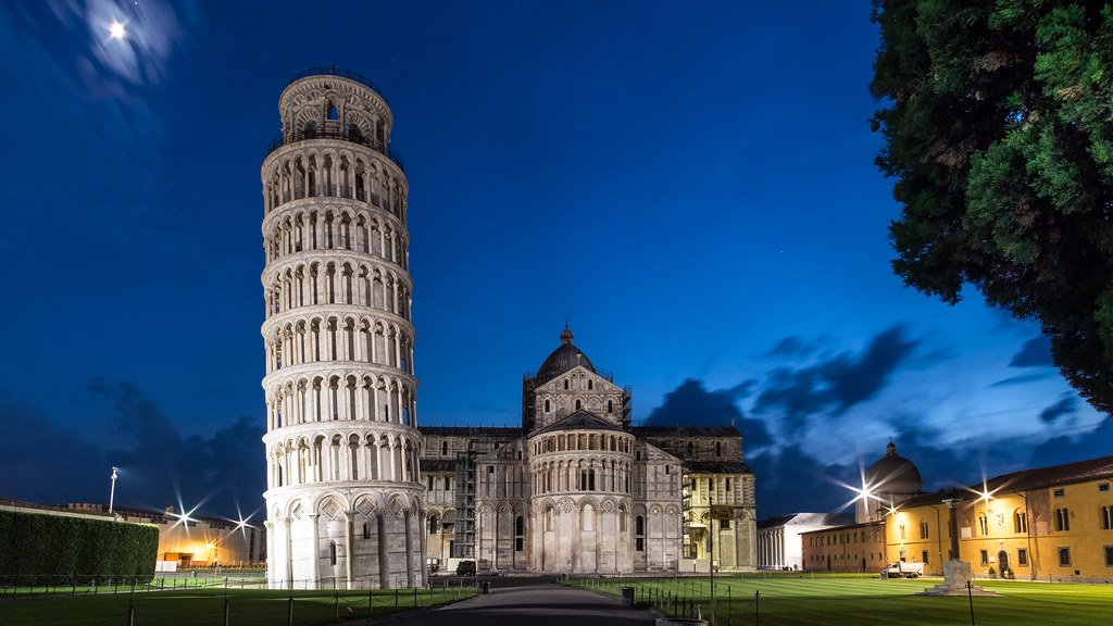 The leaning tower, Pisa, Italy picture