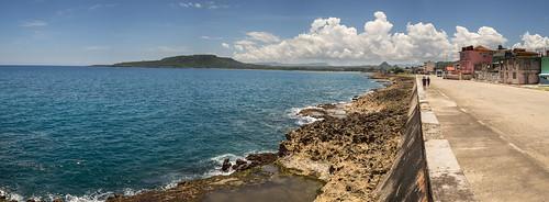travel cu cuba malecon kuba reise caribean karibik baracoa guantánamo