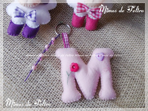 Um MiMo PaRa  MaNueLa by ♥ Mimos de Feltro by Angela Mary® ♥
