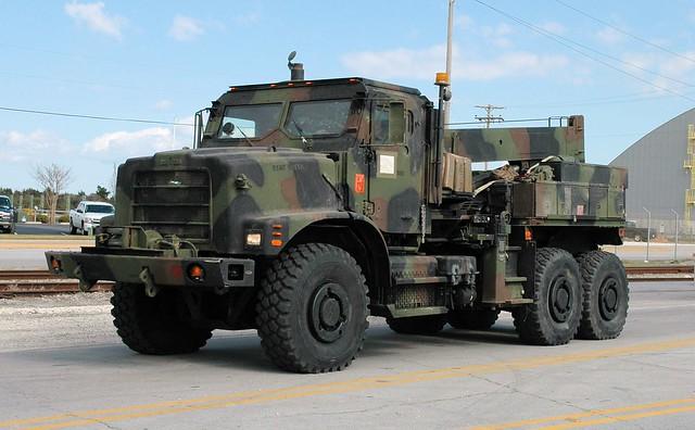 Marine Corps Amk36 Wrecker Truck Flickr Photo Sharing