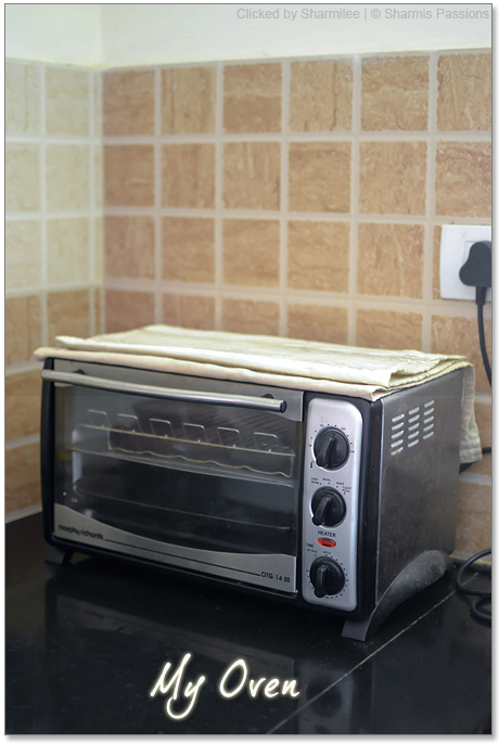 Morphy Richards OTG - My Oven