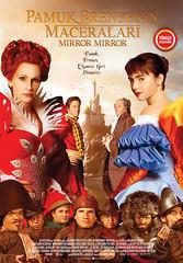 Pamuk Prenses'in Maceraları - Mirror Mirror (2012)