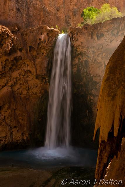 Mooney Falls by Half Way