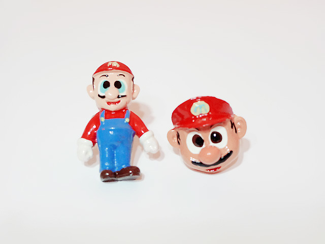 super mario cute ring