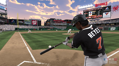 MLB 12 The Show: Reyes