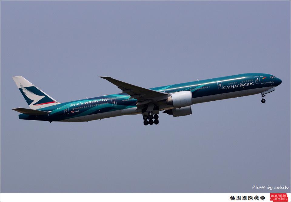 國泰航空B-KPF客機028